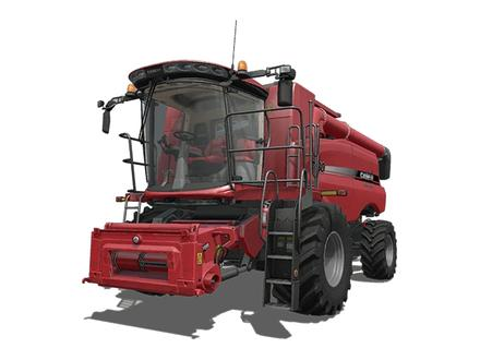 Axial-Flow xx 10 - 7010 (2006 - 2008)